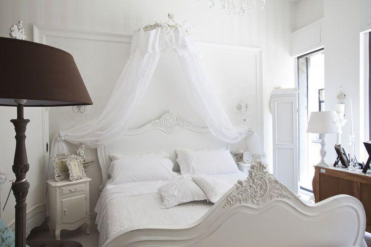 Camera Da Letto Shabby Chic : 40 esempi di arredamento shabby chic per la camera da letto deedee