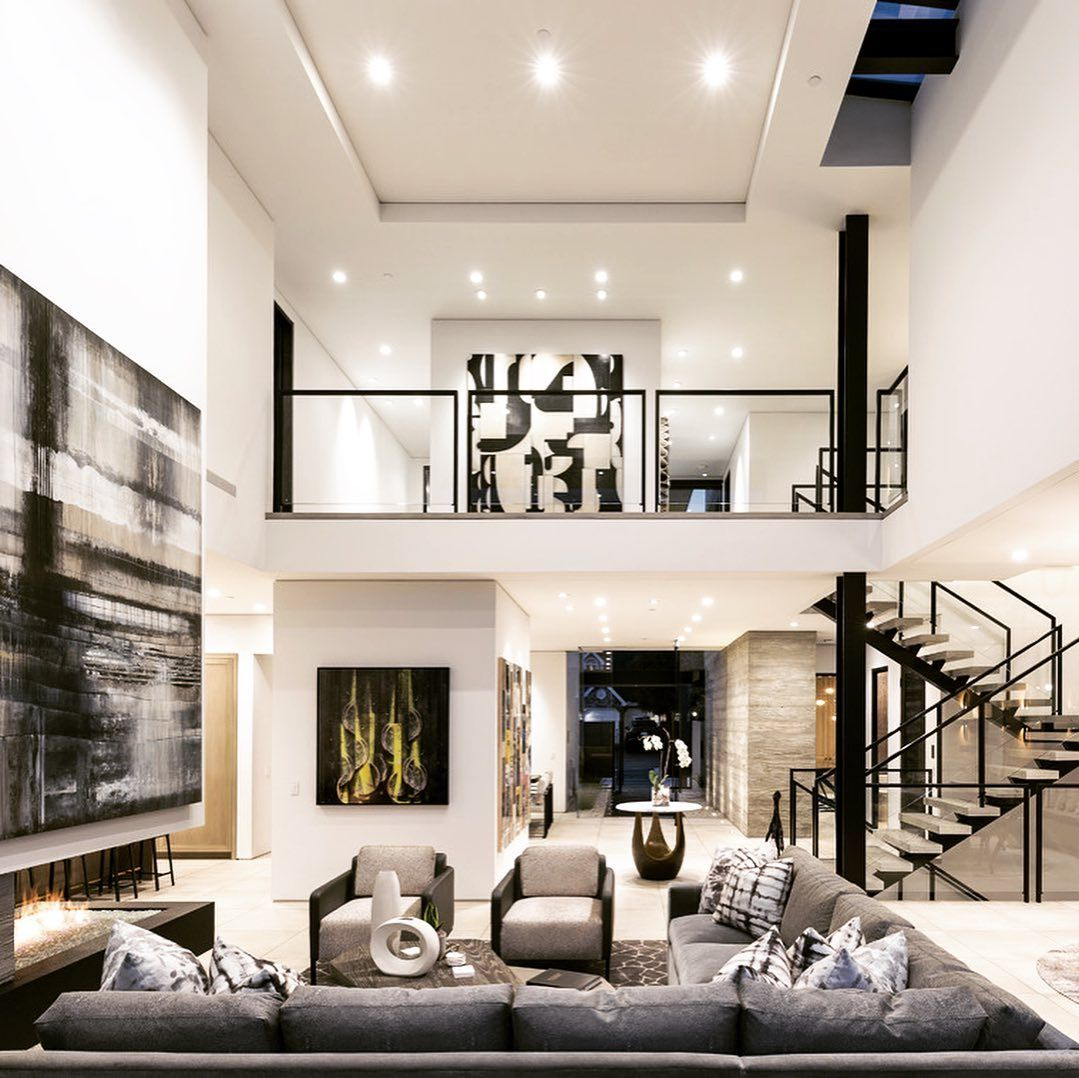 Rdm General Contractors Rdm General Contractors Instagram Photos And Videos In 2020 White Walls High Ceiling New Homes