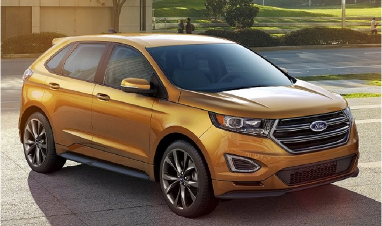 2018 Ford Edge Sport Refresh Concept And Review