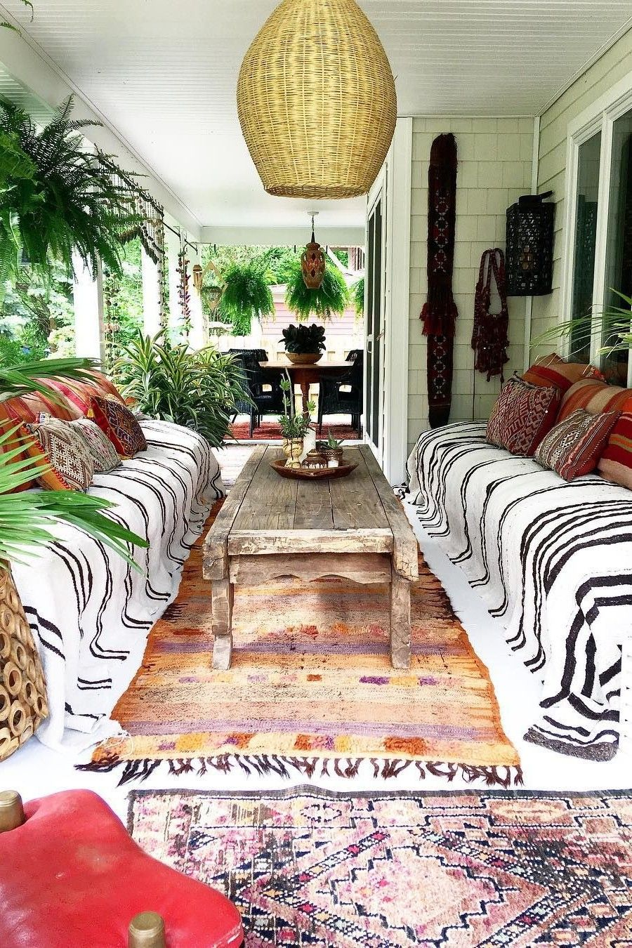 Bohemian Home Decor: The Samurai Way