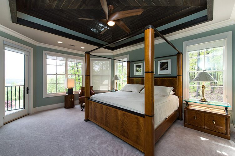 The Laurelwood House Plan - Master Bedroom | house ideas ...