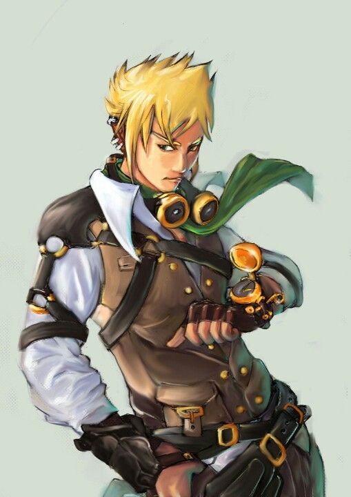 Anime Artificer Fantasy Characters In 2019 Pinterest Kai