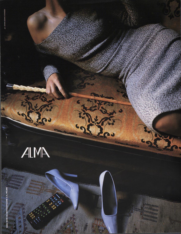 ALMA | Bodha D'Erasmo & Gilda