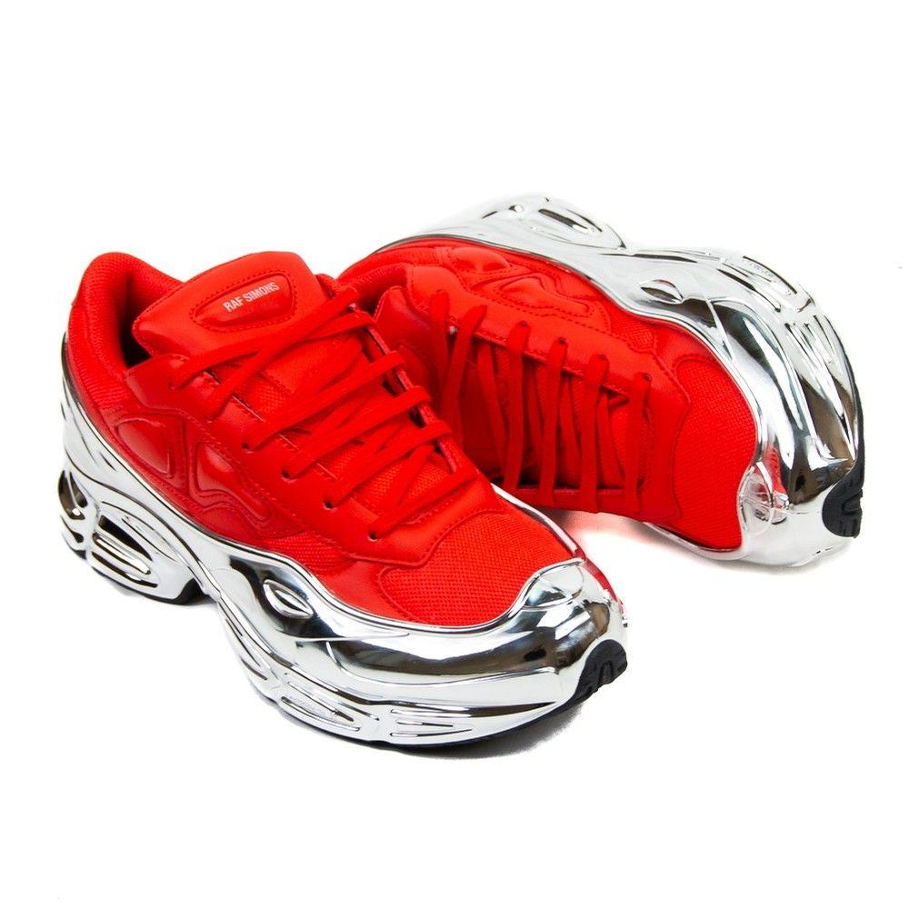 Raf Simons Adidas RS Ozweego (Red