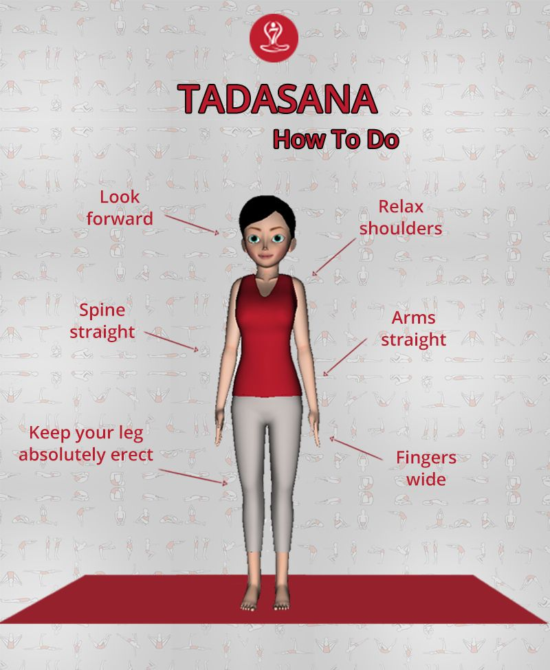 How To Do Tadasana Benefits Of Tadasana Contraindications Yoga Facts Yoga Poses Advanced Learn Yoga Poses