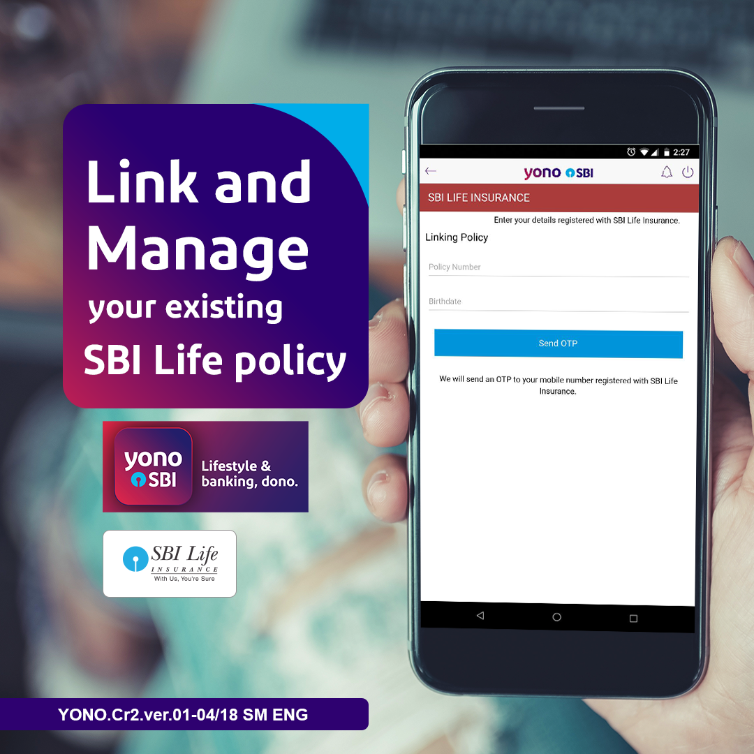 Link Your Existing Sbi Life Policy In Just 3 Clicks To View
