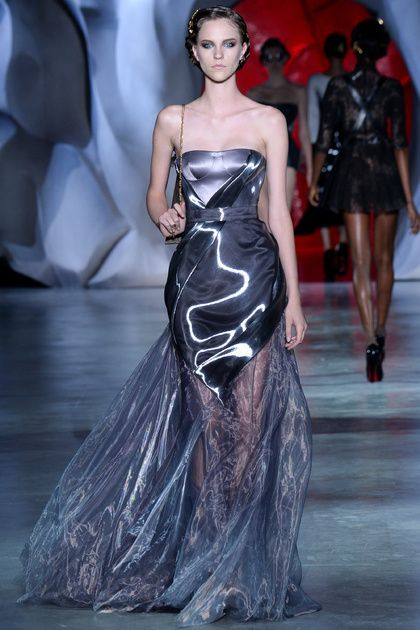 Ulyana Sergeenko haute couture Fall/Winter 2014-2015|8