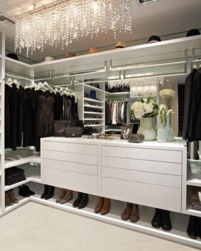 Best Walk In Closet Designs Mirrors Lighting
