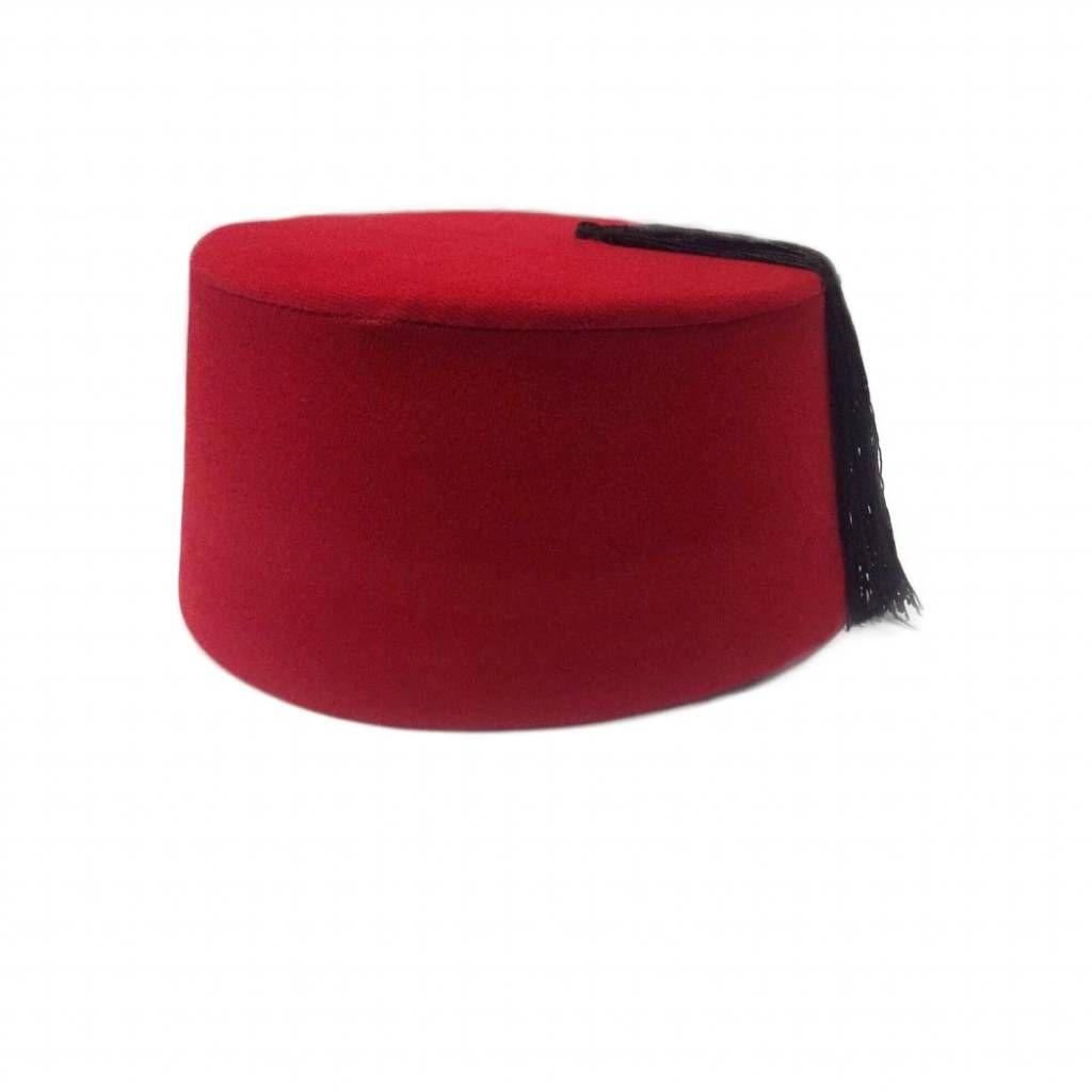 KB0019 Traditionelle Arabische Herren Kopfbedeckung Fasching Mütze schwarz//weiß