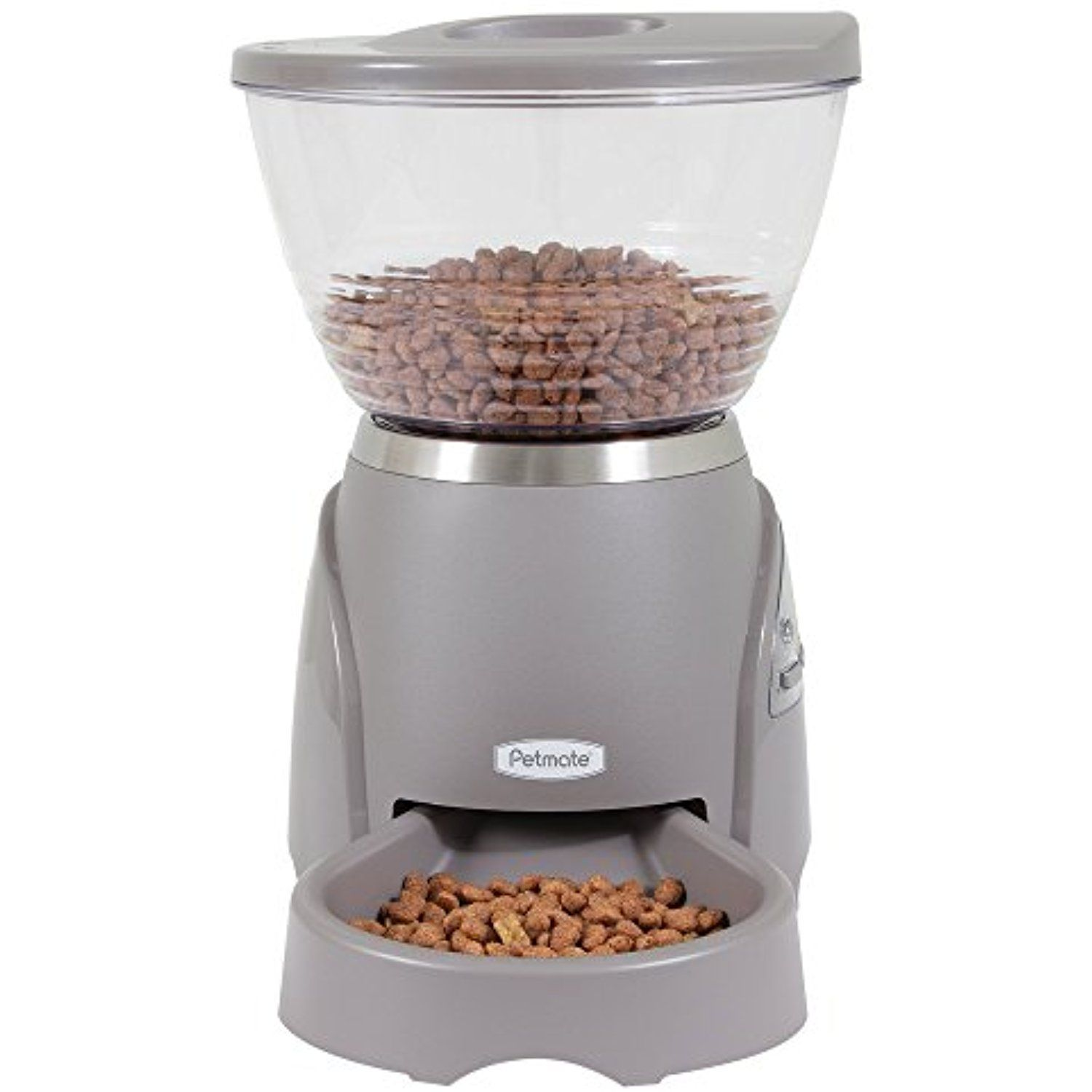 Petmate Food Dispenser Custom Petmate Programmable Pet Feeder 5 Lbs You Can Find Out More Design Ideas