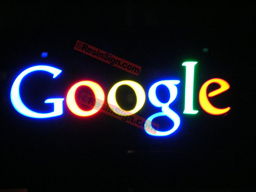 neon Google | Neon & Other Cool Signs | Pinterest
