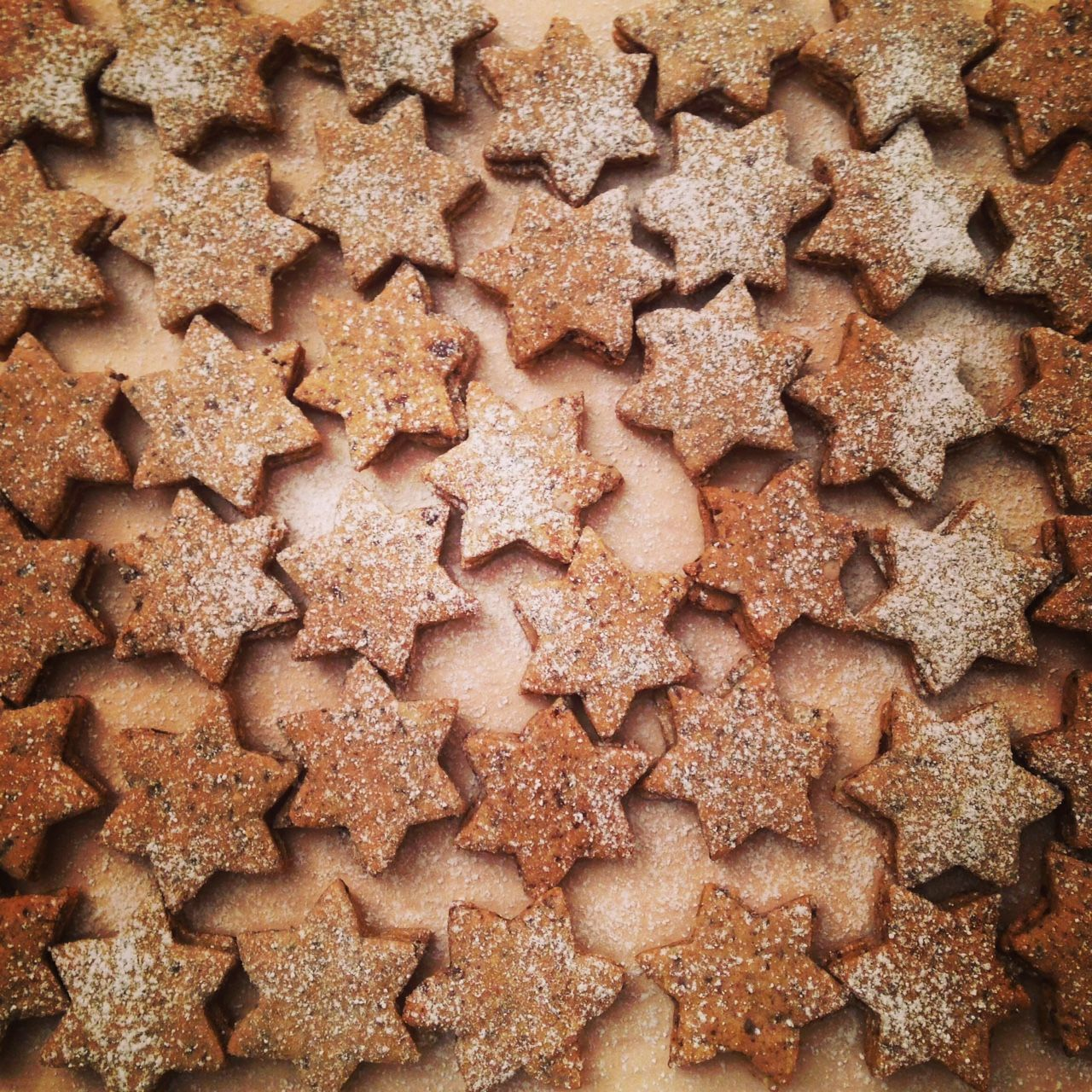 Weihnachtskekse  Biscotti di Natale