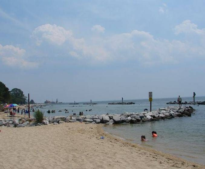 Lakes, Beaches and Swimming Holes Near Washington DC