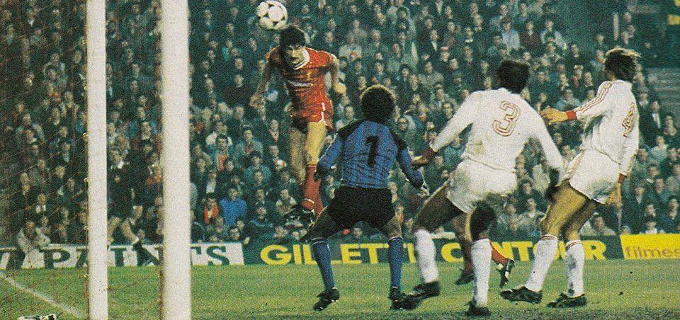 Liverpool - Benfica, 1984