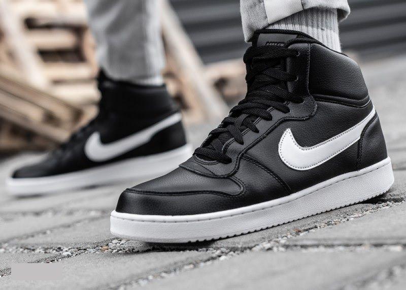 átomo Superficie lunar vistazo  Nike Ebernon Mid | Nike, Sneakers nike, Sneakers