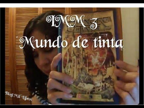 Vlog 3 Mil Libros: Mundo de Tinta y mis divagaciones