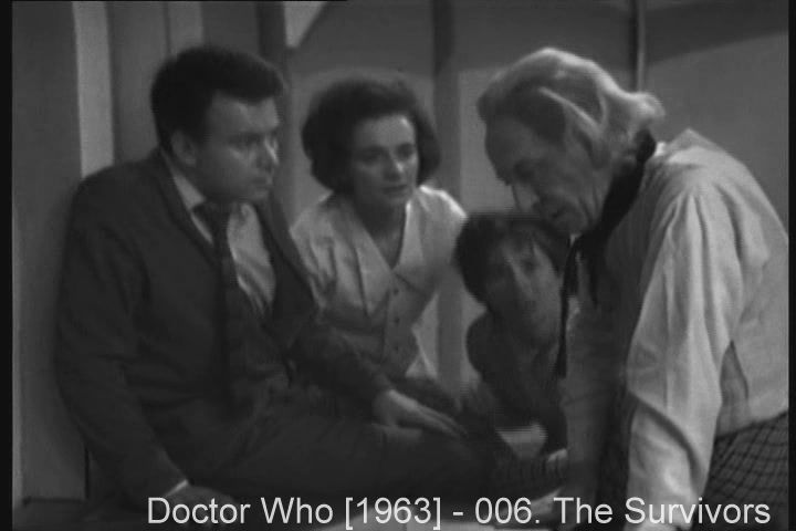 The Doctor, Susan and Ian search the city for Barbara and learn that the area is contaminated with radiation. Then they encounter the Daleks. Cast Episode complete credited cast:  	William Hartnell	 ...	 Dr. Who  	William Russell	 ...	 Ian Chesterton  	Jacqueline Hill	 ...	 Barbara Wright  	Carole Ann Ford	 ...	 Susan Foreman  	Peter Hawkins	 ...	 Dalek Voices (voice)  	David Graham	 ...	 Dalek Voices (voice)  	Robert Jewell	 ...	 Dalek  	Kevin Manser	 ...	 Dalek  	Michael Summerton	 ...	…