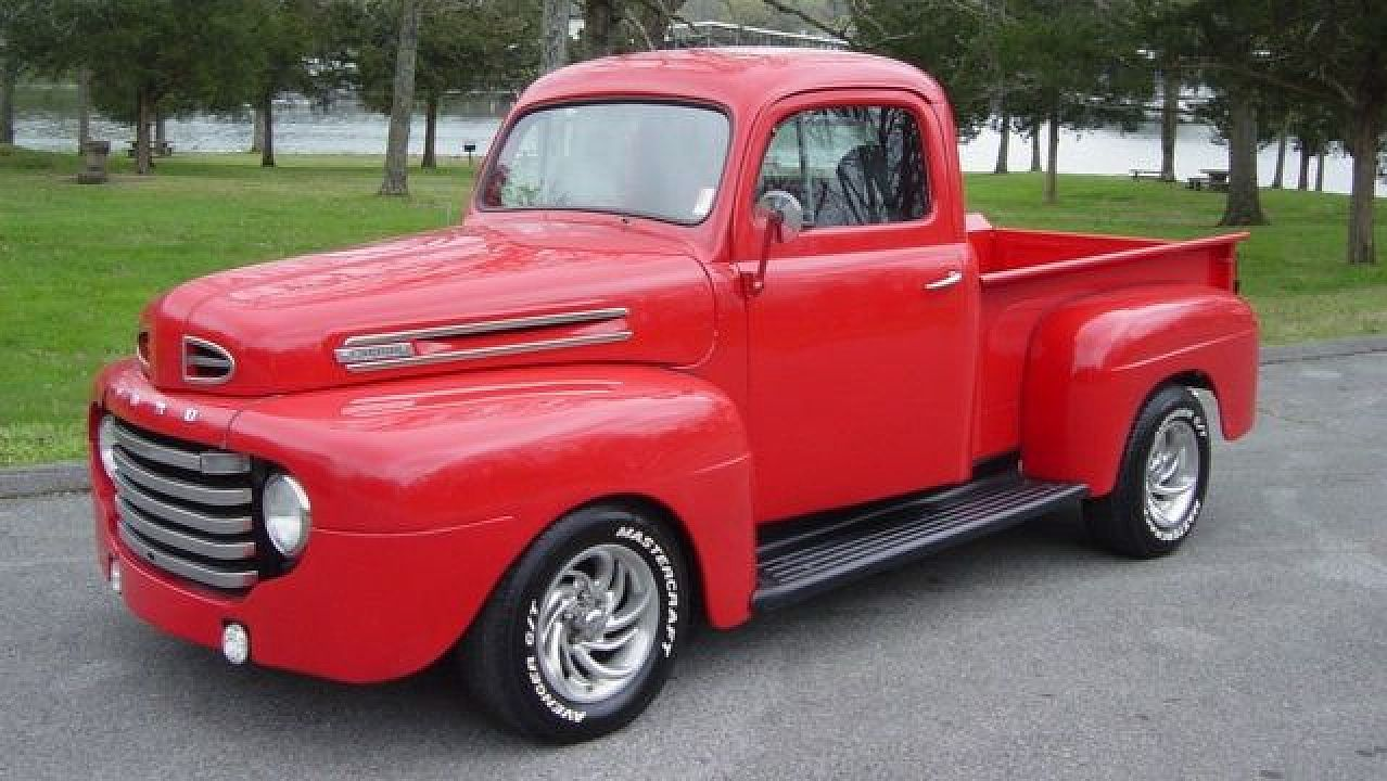 Autotrader Classics - 1949 Ford F1 - Classic Trucks - Hendersonville ...
