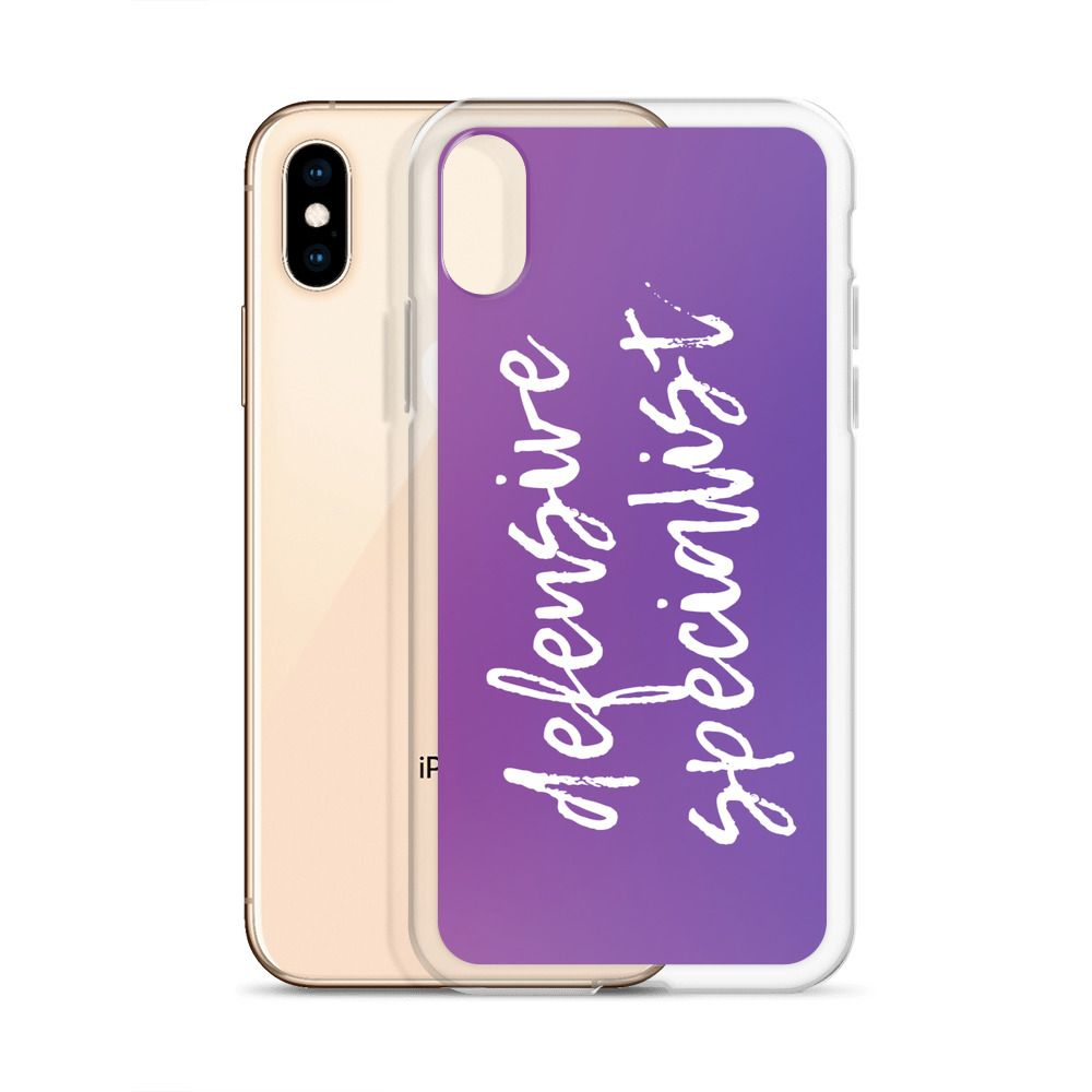 Defensive Specialist Volleyball Iphone Case Volleyball Iphone Case Volleyball Phone Cases Coaching Volleyball
