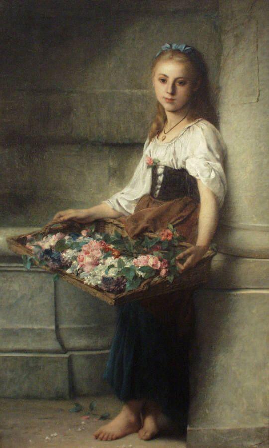 Adolphe Jourdan (1825 – 1889) – Pintor Francés_3