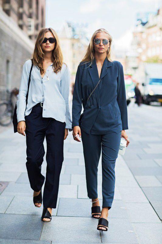 Street Fashion Z Copenhagen Fashion Week Wiosna Lato 2016 Copenhagen Fashion Week Copenhagen Style Fashion