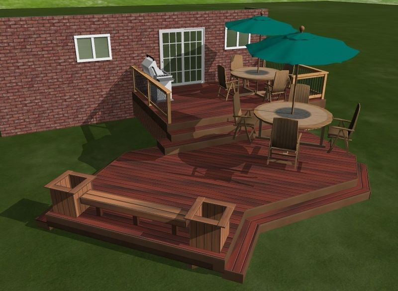 Deck Ideas | Deck Designs