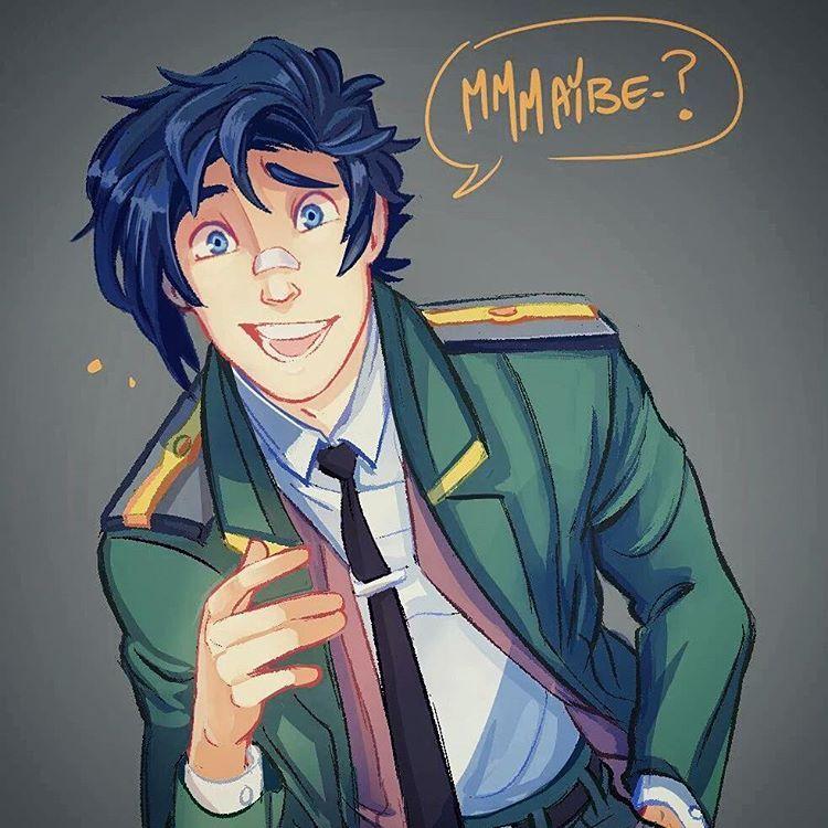 #draws #oc adorable guy character