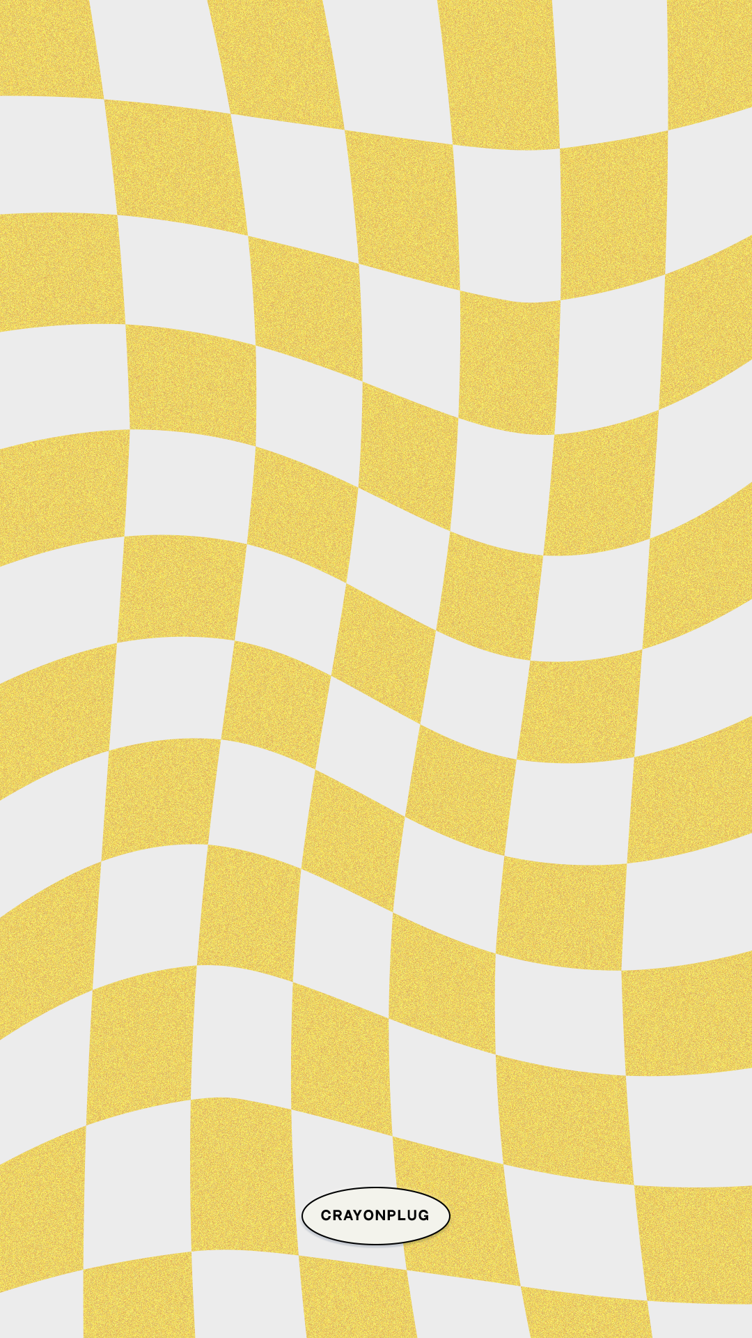 New Yolk Checker Wallpaper for iPhone/ Android by Crayonplug Studio