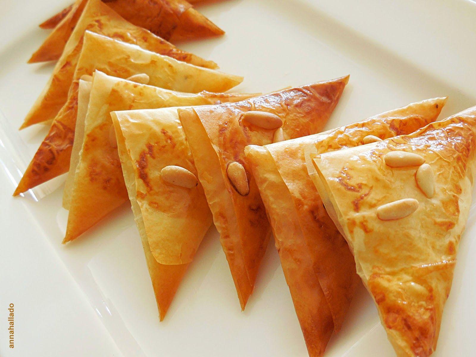 Las samosas son unas empanadillas con forma triangular típicas de la ...