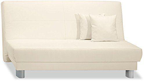 Schlafsofa Enzo Large 160cm Kunstleder Schlafzimmer