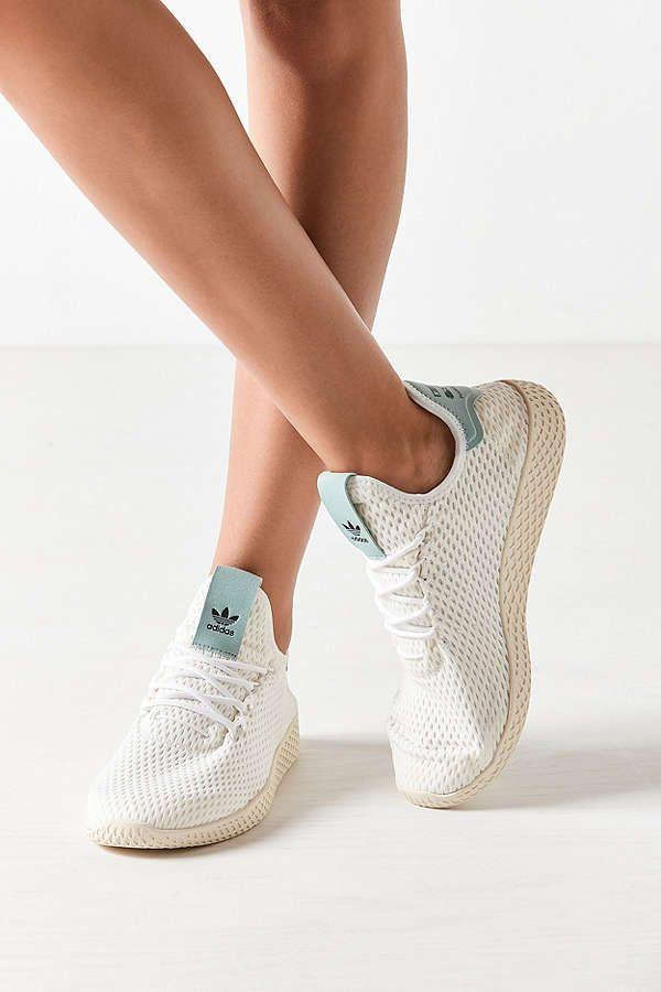 Adidas Originals X Pharrell Williams Tennis Hu Sneaker Stylish Sneakers Women Sneakers Womens Sneakers