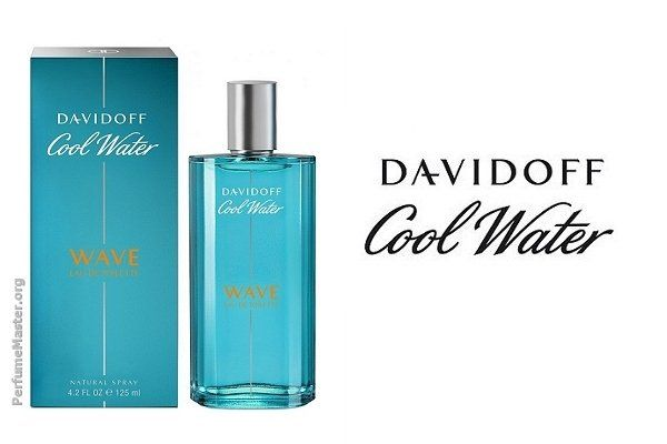 Davidoff Cool Water Wave Fragrance Perfume News Fragrance