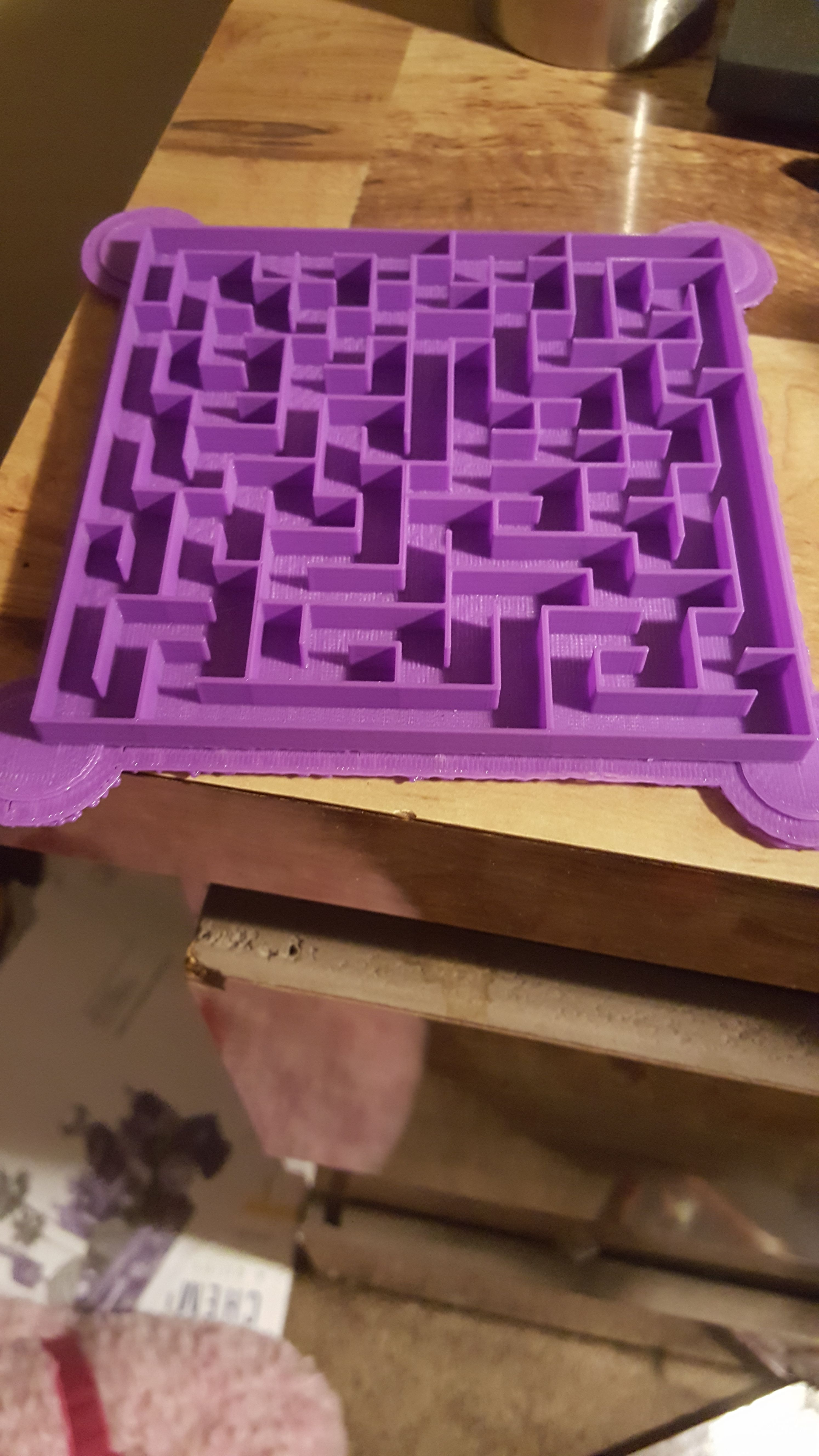 This Week We Started 3d Printing Our Project 4 As Well We