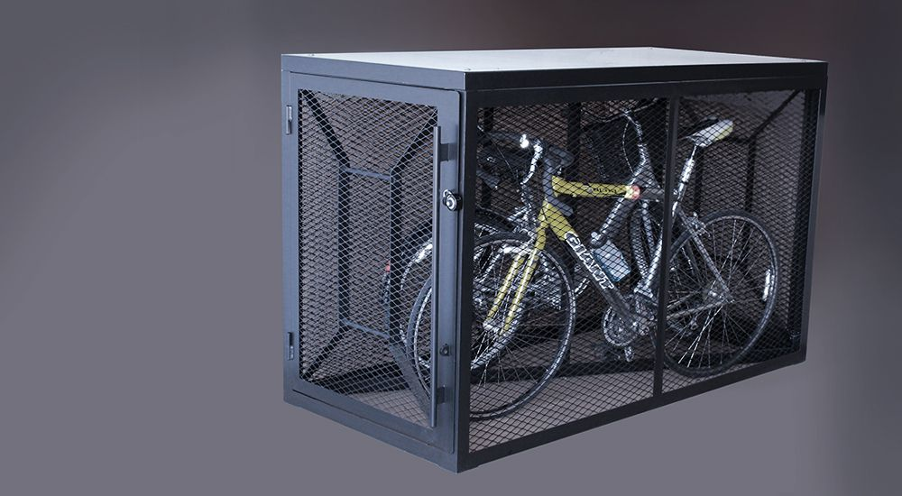 Bike Cage Storage Bike Cage Parking Bike Cage Bike Bike Locker