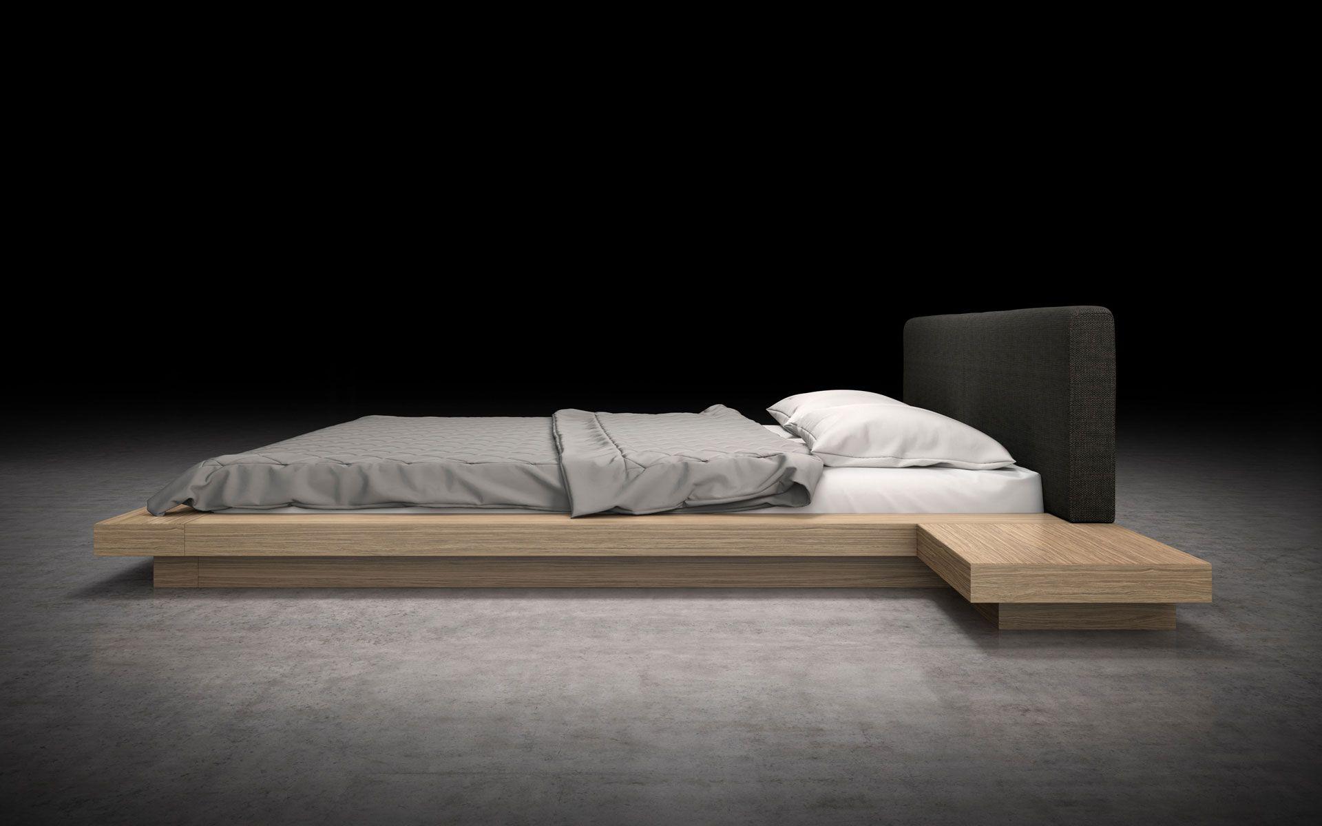 Modloft Worth Queen Bed II HB39AQ2 Official Store