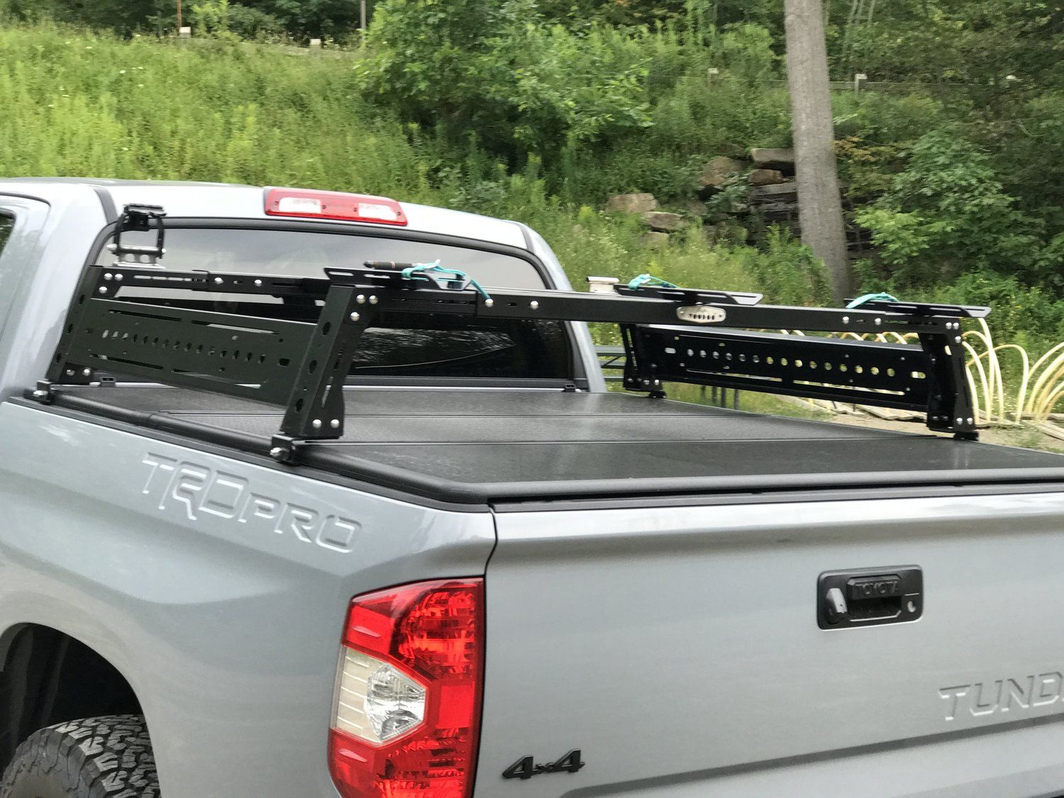 F150 Bed Rack Camionetas Trailers