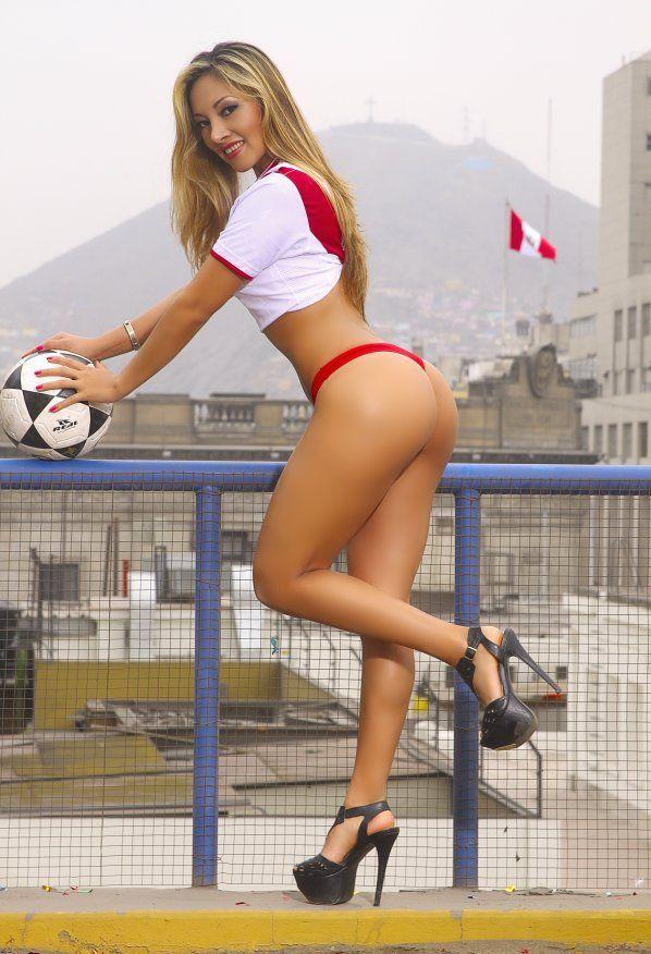 76 porristas del futbol mexicano 2 - 3 10