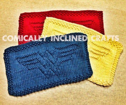 Dishcloth and Washcloth Knitting Patterns | Tejido