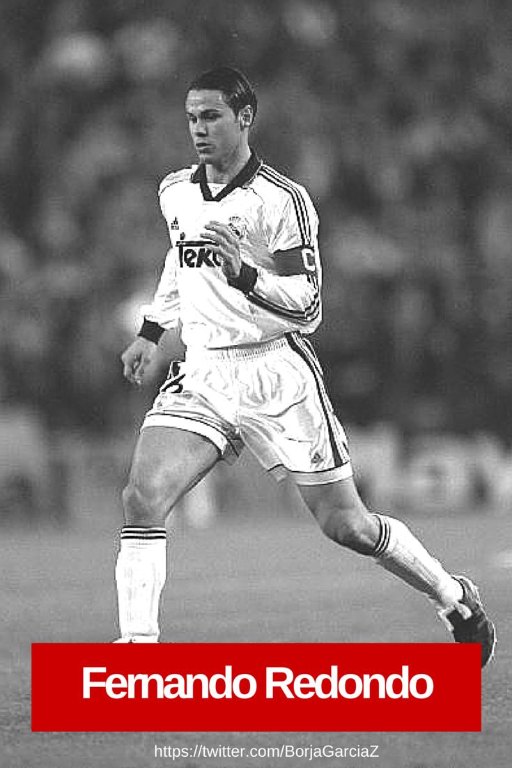 Fernando Redondo HalaMadrid Realmadrid futbol football