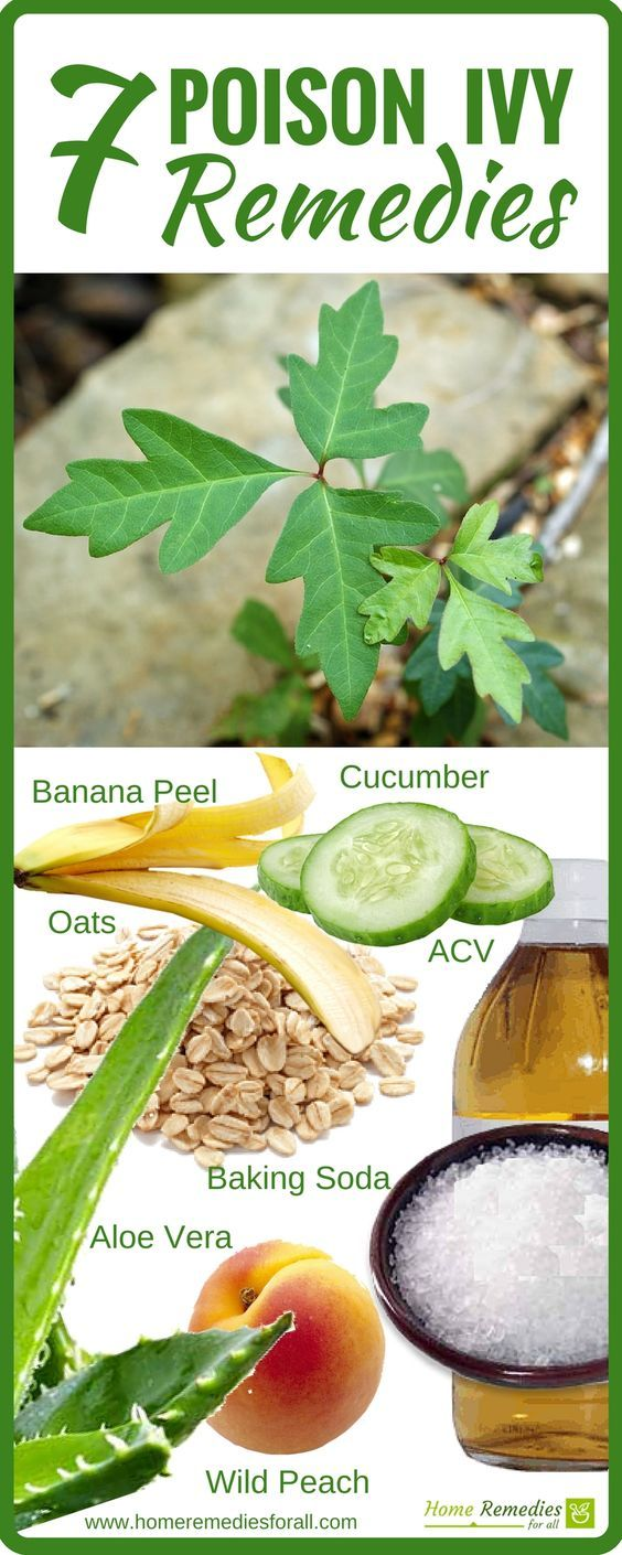 7 Powerful And Effective Home Remedies To Heal Poison Ivy Rashes