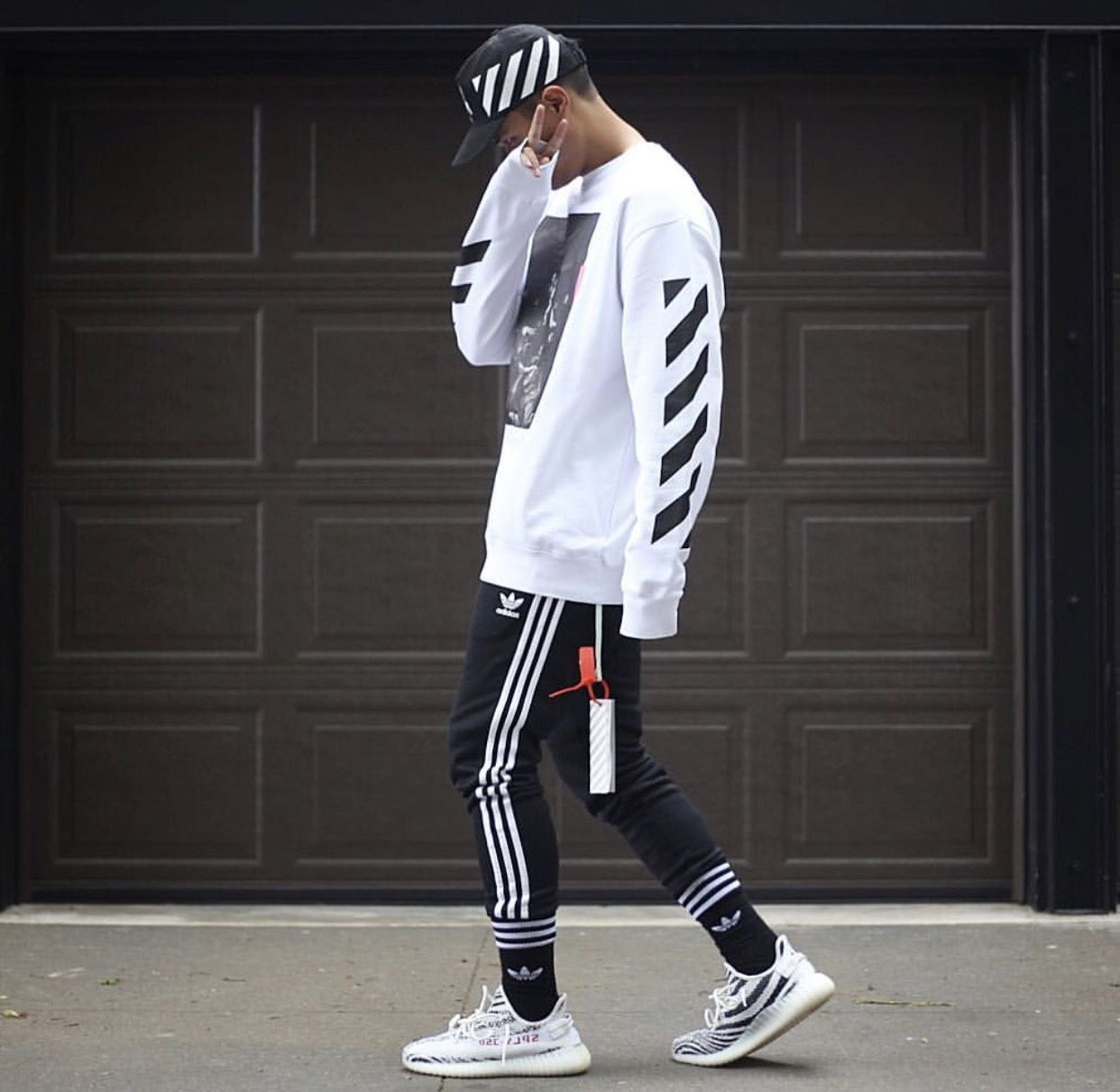 adidas off white vêtements