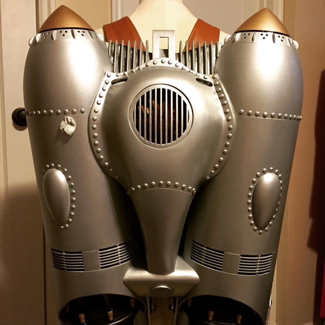 Rocketeer Rocket Pack Clasp Rocketeer Cirrus X-3 R...