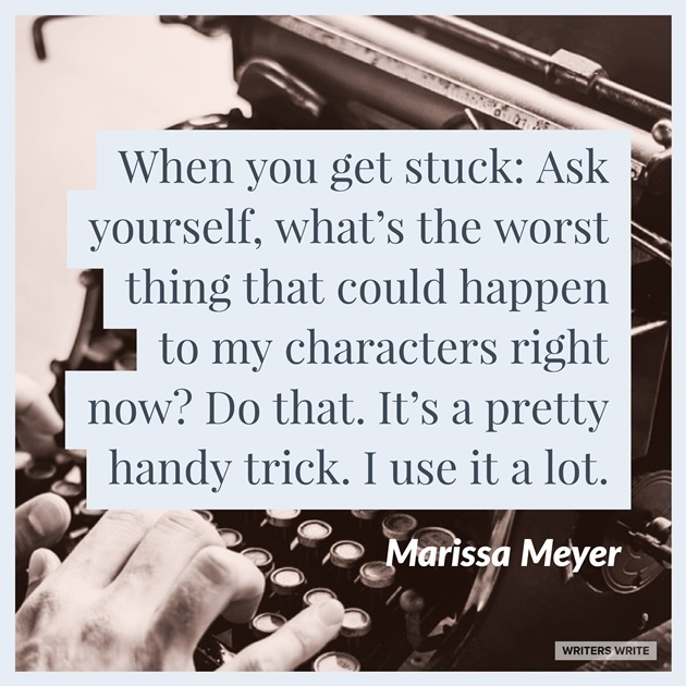 Quotable – Marissa Meyer