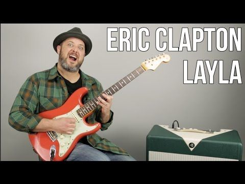 How To Play Layla By Eric Clapton On Electric Guitar Derek And