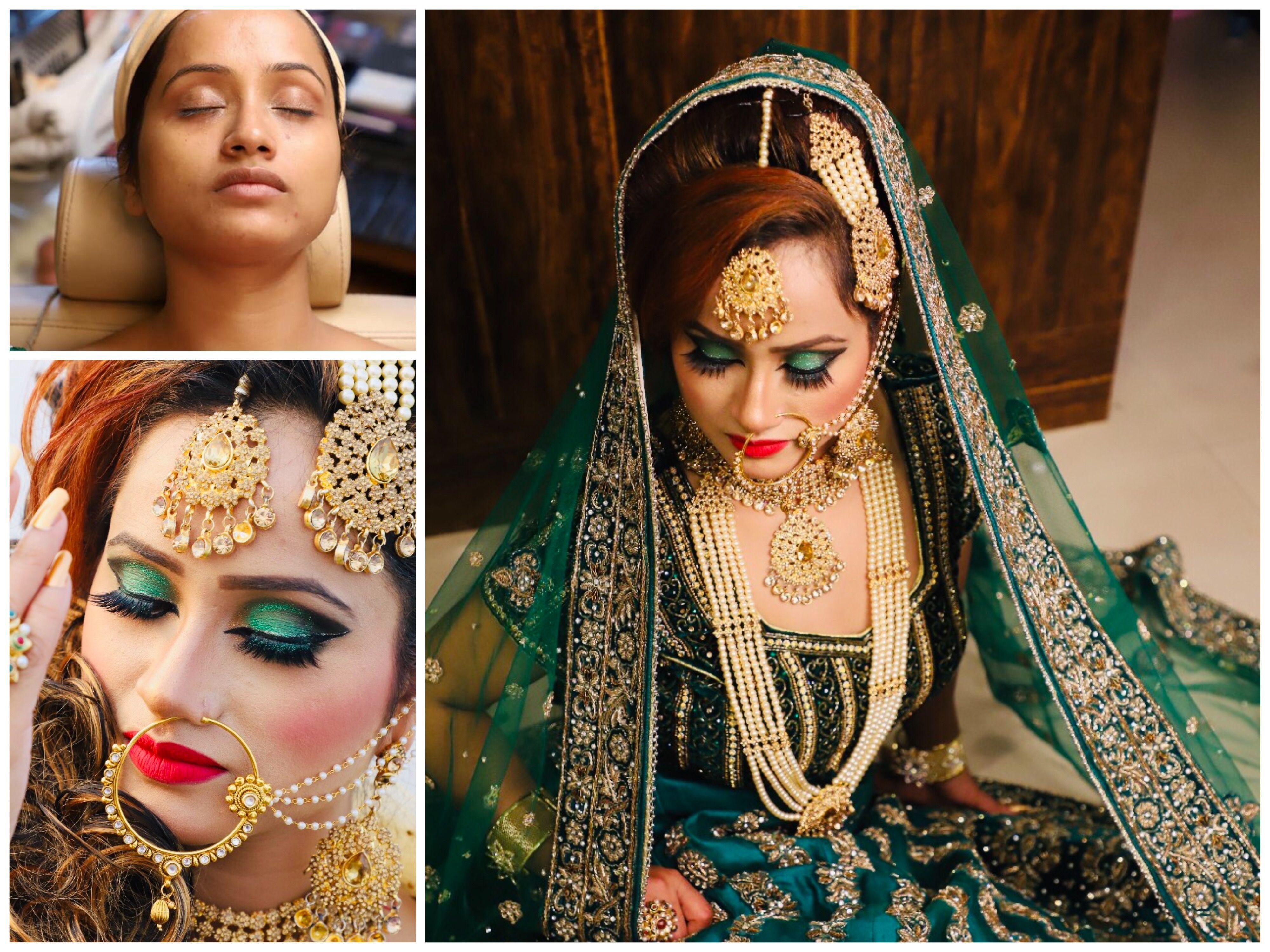 Beauty island7250547186 best bridal makeup in patna