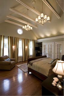 Gelman Architecture Vaulted Ceiling Living Room Tall Ceilings Bedroom Vaulted Ceiling Beams