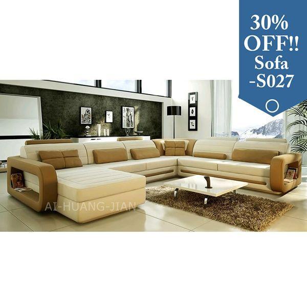 Hot Sale Good Quality Corner Dubai Sofa Furniture Latest Sofa Design Photo Detailed About Modern Bonded Leather Sectional Sofa Latest Sofa Designs Sofa Design