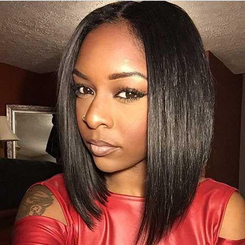 Bob Hairstyles For Black Women cute bob haircut for black women Black Hair 20 New Short Bob Haircuts For Black Women
