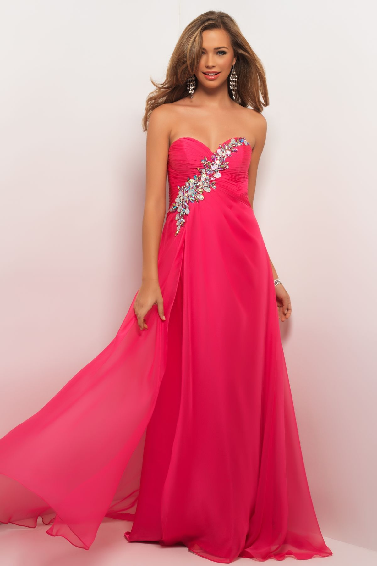 Despitepinkpromdresstrends pink prom dress pinterest prom