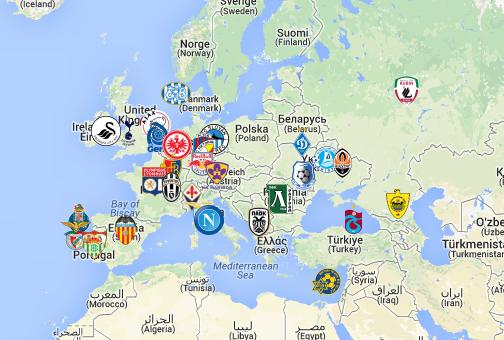 Beautiful Maps on | Custom Google Maps | Custom google map ...